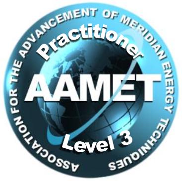 """EFT LEVEL 3 AAMET – """"Die hohe Kunst der EFT-Anwendung / Abschluss zum """"EFT Advanced Practitioner AAMET"""""""